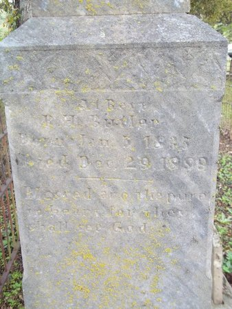 BUTLER, ROBERT H. - Giles County, Tennessee | ROBERT H. BUTLER - Tennessee Gravestone Photos