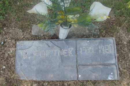 FORTNER, B. - Giles County, Tennessee | B. FORTNER - Tennessee Gravestone Photos