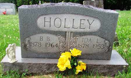 HOLLEY, IDA L. - Giles County, Tennessee | IDA L. HOLLEY - Tennessee Gravestone Photos