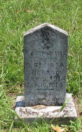 HOWARD, KATHERINE - Giles County, Tennessee | KATHERINE HOWARD - Tennessee Gravestone Photos