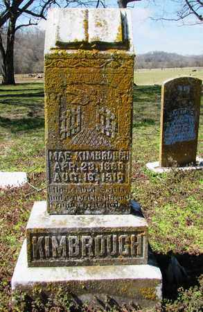 KIMBROUGH, MAE - Giles County, Tennessee | MAE KIMBROUGH - Tennessee Gravestone Photos