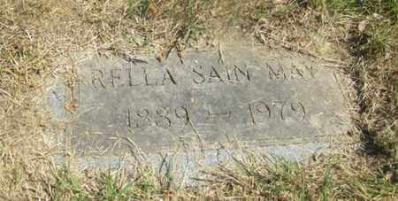 MAY, RELLA - Giles County, Tennessee | RELLA MAY - Tennessee Gravestone Photos
