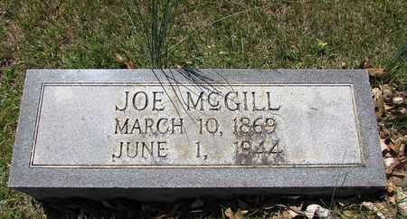MCGILL, JOE - Giles County, Tennessee   JOE MCGILL - Tennessee Gravestone Photos