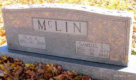 "ABERCROMBIE MCLIN, ROXIE VIOLA ""OLA"" - Giles County, Tennessee | ROXIE VIOLA ""OLA"" ABERCROMBIE MCLIN - Tennessee Gravestone Photos"