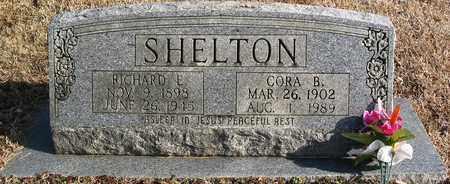 SHELTON, CORA B. - Giles County, Tennessee   CORA B. SHELTON - Tennessee Gravestone Photos