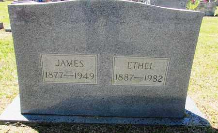 SHELTON, ETHEL - Giles County, Tennessee | ETHEL SHELTON - Tennessee Gravestone Photos