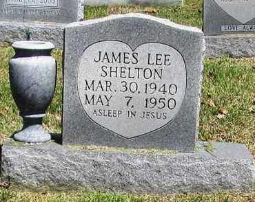 SHELTON, JAMES LEE - Giles County, Tennessee | JAMES LEE SHELTON - Tennessee Gravestone Photos