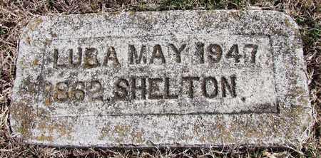 SHELTON, LURA - Giles County, Tennessee | LURA SHELTON - Tennessee Gravestone Photos