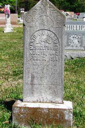SHELTON, MARTHA - Giles County, Tennessee   MARTHA SHELTON - Tennessee Gravestone Photos
