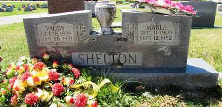 SHELTON, VAUDY - Giles County, Tennessee | VAUDY SHELTON - Tennessee Gravestone Photos