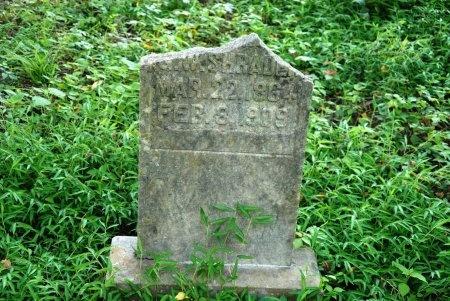 SHRADER, GEORGE WASHINGTON - Giles County, Tennessee | GEORGE WASHINGTON SHRADER - Tennessee Gravestone Photos