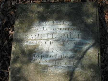 SMITH, SAMUEL - Giles County, Tennessee | SAMUEL SMITH - Tennessee Gravestone Photos