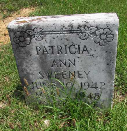 SWEENEY, PATRICIA ANN - Giles County, Tennessee | PATRICIA ANN SWEENEY - Tennessee Gravestone Photos