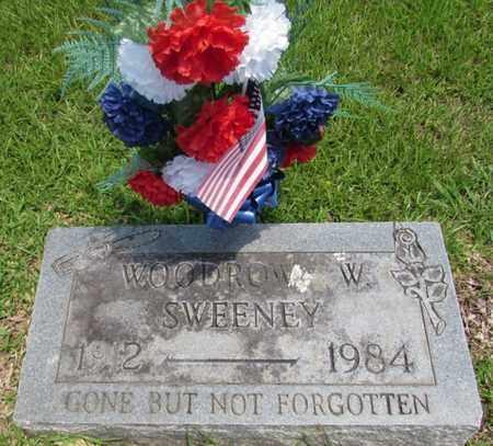 SWEENEY, WOODROW W. - Giles County, Tennessee | WOODROW W. SWEENEY - Tennessee Gravestone Photos