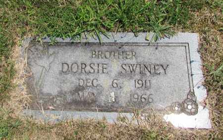 SWINEY, DORSIE - Giles County, Tennessee | DORSIE SWINEY - Tennessee Gravestone Photos