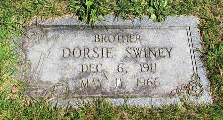 SWINEY, DORSIE - Giles County, Tennessee | DORSIE SWINEY - Tennessee Gravestone Photos