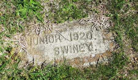 SWINEY, JUNIOR - Giles County, Tennessee | JUNIOR SWINEY - Tennessee Gravestone Photos