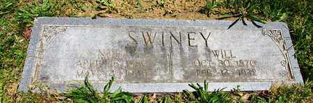 SWINEY, WILL - Giles County, Tennessee | WILL SWINEY - Tennessee Gravestone Photos