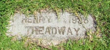 TREADWAY, HENRY - Giles County, Tennessee | HENRY TREADWAY - Tennessee Gravestone Photos