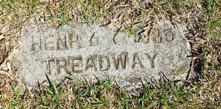 TREADWAY, HENRY - Giles County, Tennessee   HENRY TREADWAY - Tennessee Gravestone Photos
