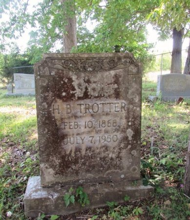 TROTTER, H. B. - Giles County, Tennessee | H. B. TROTTER - Tennessee Gravestone Photos