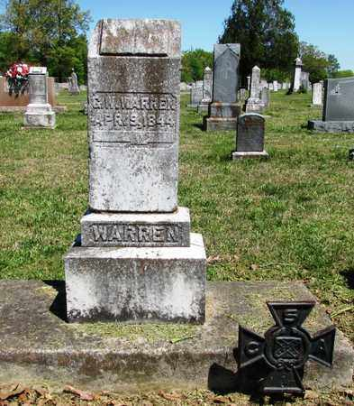 WARREN, G. W. - Giles County, Tennessee | G. W. WARREN - Tennessee Gravestone Photos
