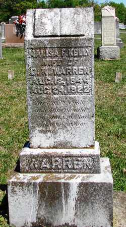 WARREN, MALIS F. - Giles County, Tennessee | MALIS F. WARREN - Tennessee Gravestone Photos