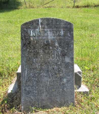 WATSON, SON - Giles County, Tennessee | SON WATSON - Tennessee Gravestone Photos