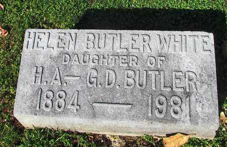 WHITE, HELEN - Giles County, Tennessee | HELEN WHITE - Tennessee Gravestone Photos