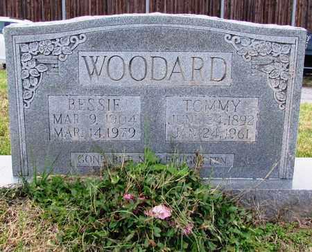WOODARD, BESSIE - Giles County, Tennessee   BESSIE WOODARD - Tennessee Gravestone Photos