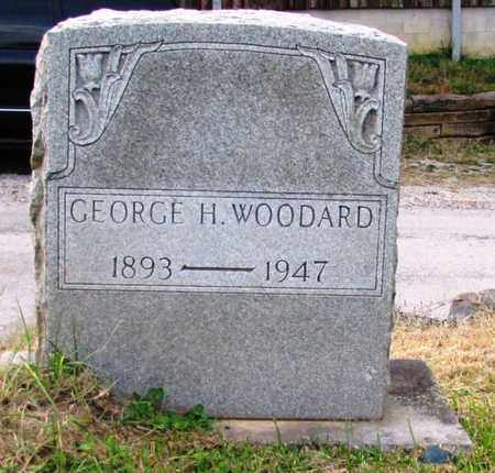 WOODARD, GEORGE - Giles County, Tennessee | GEORGE WOODARD - Tennessee Gravestone Photos