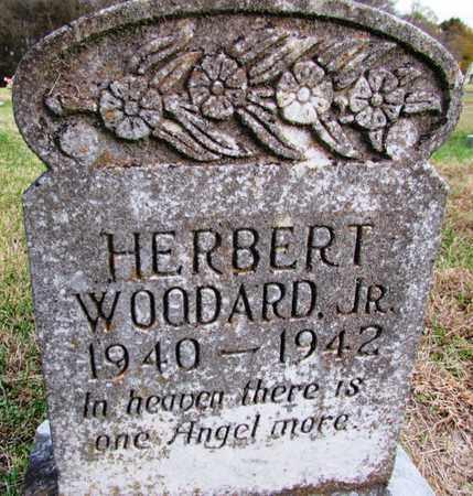 WOODARD, HERBERT (JR.) - Giles County, Tennessee   HERBERT (JR.) WOODARD - Tennessee Gravestone Photos
