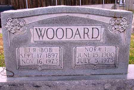 WOODARD, NORA I. - Giles County, Tennessee | NORA I. WOODARD - Tennessee Gravestone Photos