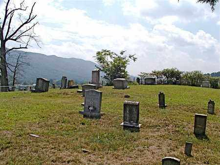 *ACUFF OVERVIEW,  - Grainger County, Tennessee |  *ACUFF OVERVIEW - Tennessee Gravestone Photos