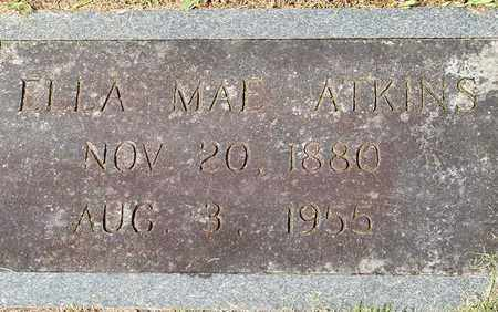 ATKINS, ELLA MAE - Grainger County, Tennessee | ELLA MAE ATKINS - Tennessee Gravestone Photos