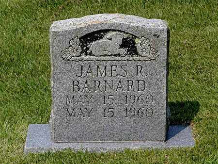 BARNARD, JAMES R. - Grainger County, Tennessee   JAMES R. BARNARD - Tennessee Gravestone Photos