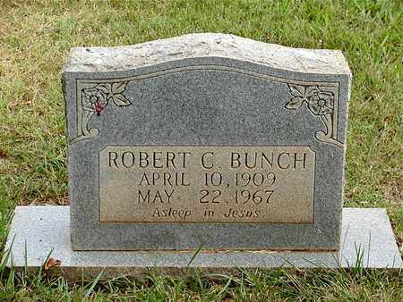 BUNCH, ROBERT C. - Grainger County, Tennessee | ROBERT C. BUNCH - Tennessee Gravestone Photos