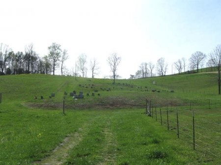 *CEMETERY OVERVIEW,  - Grainger County, Tennessee |  *CEMETERY OVERVIEW - Tennessee Gravestone Photos