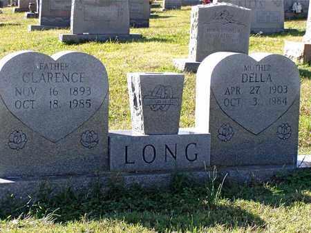 LONG, DELLA - Grainger County, Tennessee | DELLA LONG - Tennessee Gravestone Photos