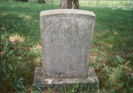 MCCARTY, MARY ELIZABETH - Grainger County, Tennessee   MARY ELIZABETH MCCARTY - Tennessee Gravestone Photos