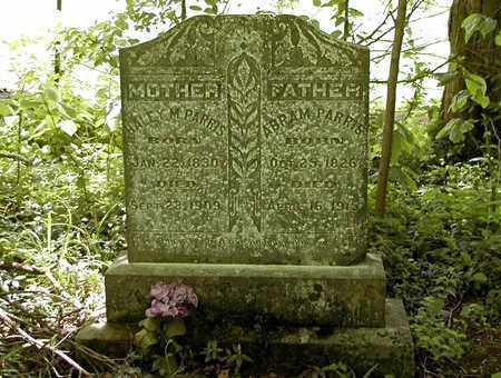 CANTRELL PARRIS, HALEY M - Grainger County, Tennessee | HALEY M CANTRELL PARRIS - Tennessee Gravestone Photos