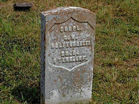 WOLFENBARGER (VETERAN UNION), G W - Grainger County, Tennessee | G W WOLFENBARGER (VETERAN UNION) - Tennessee Gravestone Photos