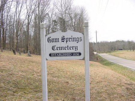 *CEMETERY SIGN,  - Greene County, Tennessee    *CEMETERY SIGN - Tennessee Gravestone Photos