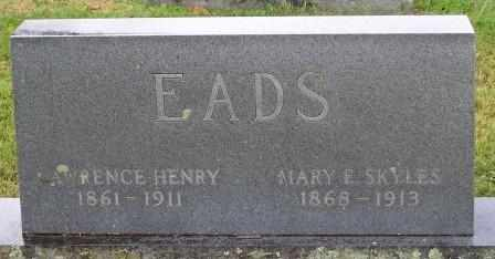 EADS, LAWRENCE HENRY - Greene County, Tennessee | LAWRENCE HENRY EADS - Tennessee Gravestone Photos