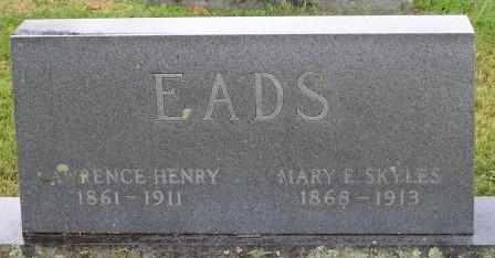 EADS, MARY ELIZABETH - Greene County, Tennessee | MARY ELIZABETH EADS - Tennessee Gravestone Photos