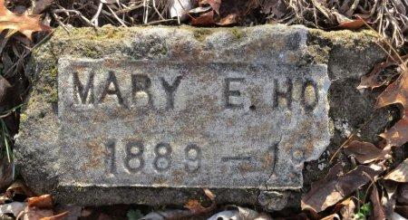HOGAN, MARY ELIZABETH - Greene County, Tennessee | MARY ELIZABETH HOGAN - Tennessee Gravestone Photos