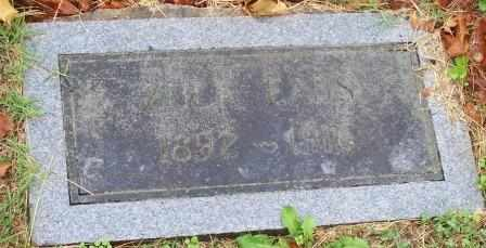 ZULA, EADS - Greene County, Tennessee | EADS ZULA - Tennessee Gravestone Photos