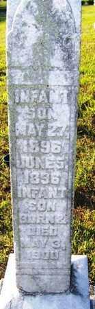 BARRETT, INFANT SON - Grundy County, Tennessee | INFANT SON BARRETT - Tennessee Gravestone Photos