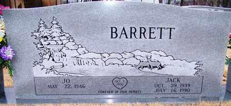 BARRETT, JACK - Grundy County, Tennessee | JACK BARRETT - Tennessee Gravestone Photos