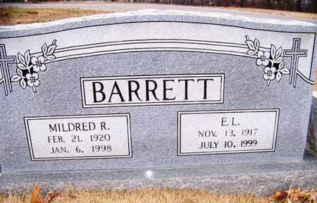 BARRETT, E. L. - Grundy County, Tennessee | E. L. BARRETT - Tennessee Gravestone Photos